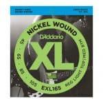 D'Addario EXL165 Bass Strings