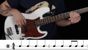 BassBuzz Lessons Screenshot