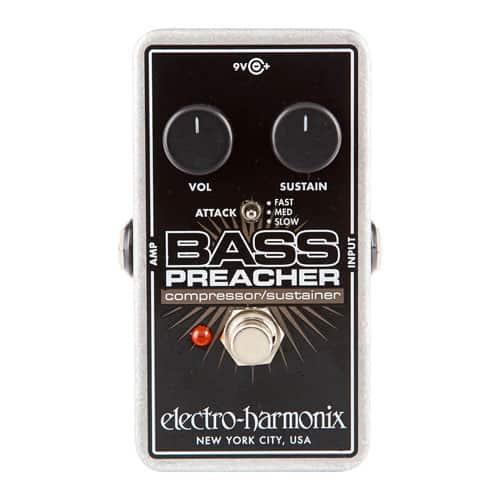 Electro-Harmonix Bass Compressor Pedal