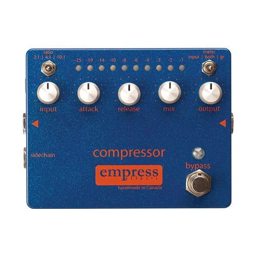 Empress Effects Analog Bass Compressor Pedal