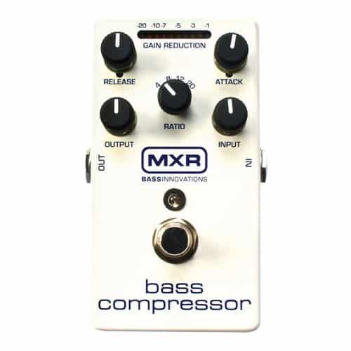 MXR M87 Bass Compressor
