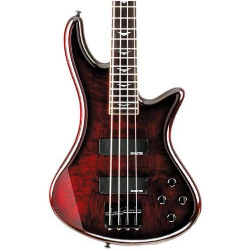 Schecter Guitar Research Stiletto Extreme-4 Bass Guitar