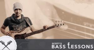 Scotts bass lessons screenshot