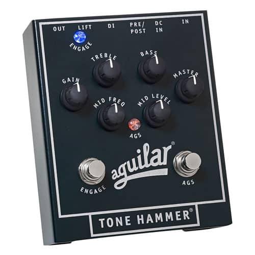 Aguilar Tone Hammer Bass Preamp Pedal