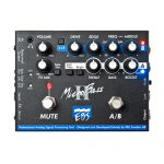 EBS Microbass Two-Channel Pro Bass Preamp