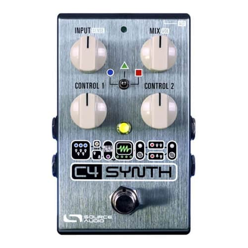 Source Audio One Series C4 Bass Synth Pedal