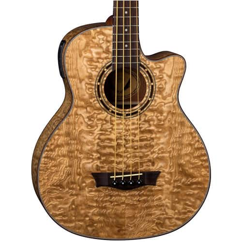 Dean Exotica Quilted Ash