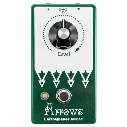 EarthQuaker Devices Arrows Preamp