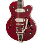 Epiphone Wildkat Semi Hollowbody P90 Electric Guitar