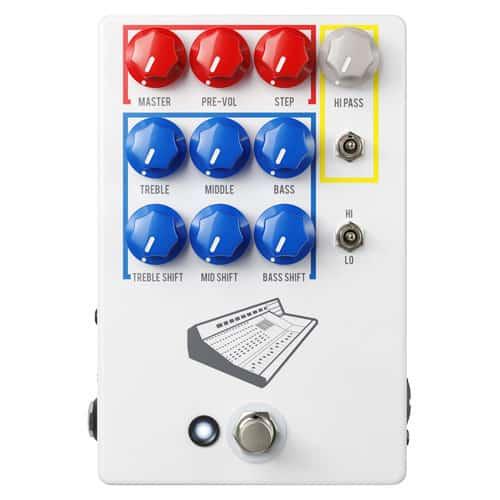 JHS Colour Box V2 Guitar Preamp