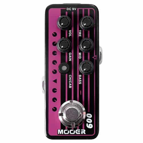 Mooer Blacknight Micro Preamp