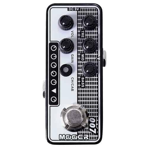 Mooer Regal Tone Micro Preamp