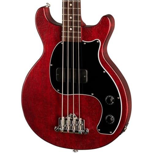Gibson Les Paul Junior Tribute DC Short-Scale Bass