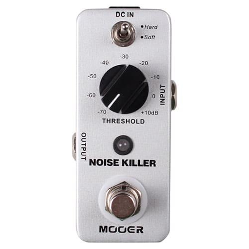 Mooer Noise Killer Micro Noise Gate Pedal