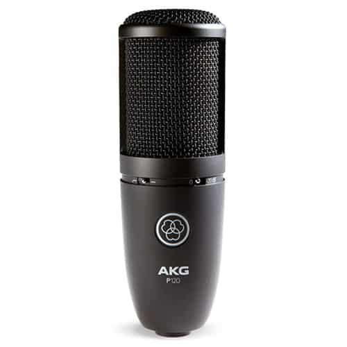 AKG P120 General Purpose Recording Microphone