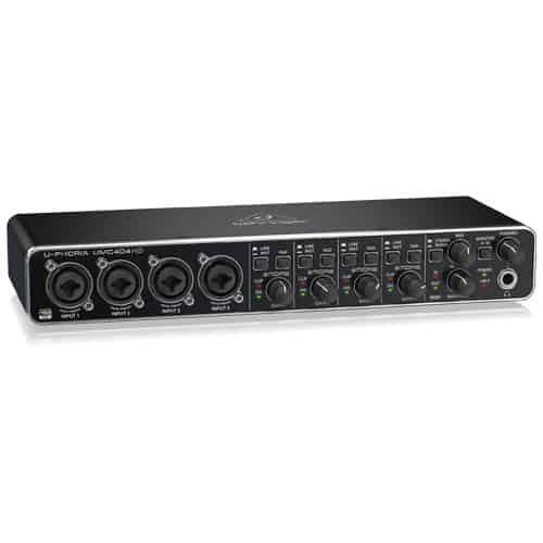 BEHRINGER UMC404HD Audio Interface