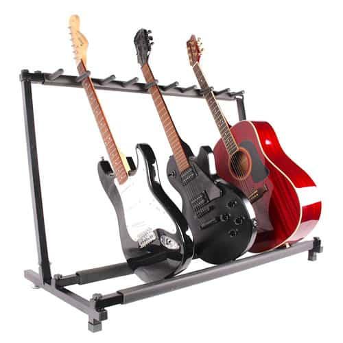 Multi Guitar Folding Stand