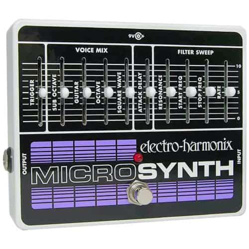 Electro-Harmonix MicroSynth XO