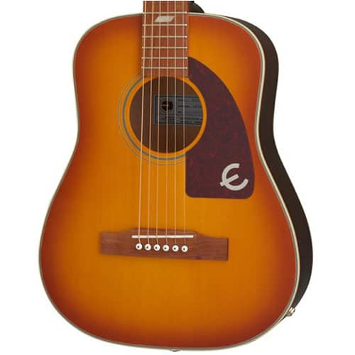 Epiphone Lil Tex Acoustic Travel Guitar