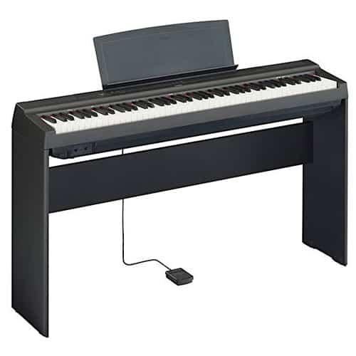 Yamaha P125 88-Key Weighted Digital Piano