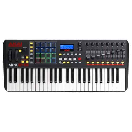 Akai Professional MPK249 Semi-Weighted MIDI Keyboard