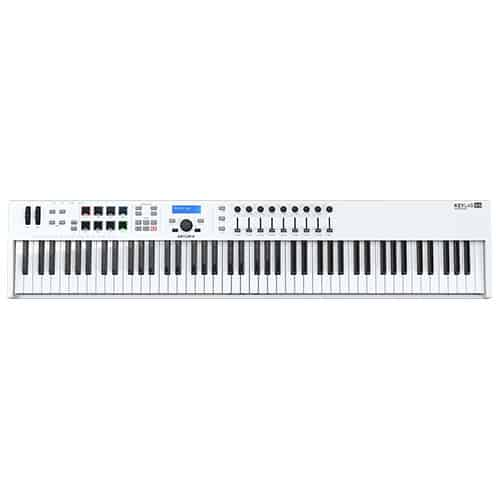 Arturia Keylab 88 Essential Semi-Weighted MIDI Controller