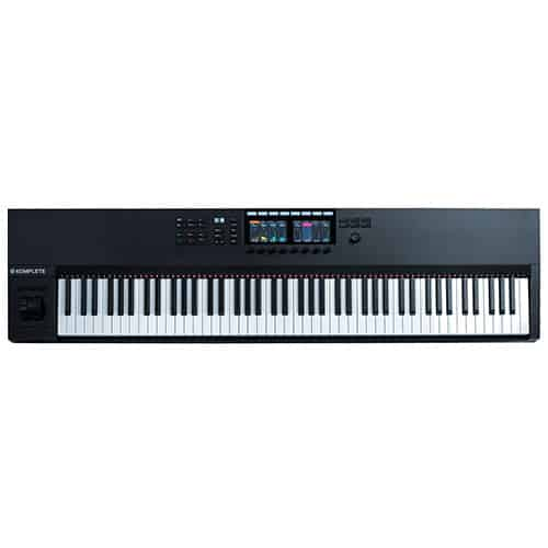 NI Komplete Kontrol S88 Mk2 Fully-Weighted MIDI Keyboard