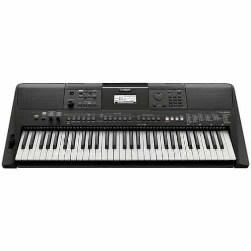 Yamaha PSR-E463 61-Key Portable Keyboard Piano