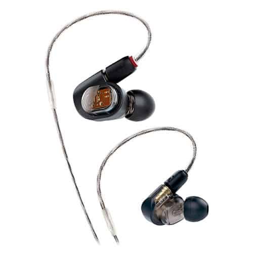 Audio Technica ATH E70 Professional In-Ear Studio Monitor Headphones