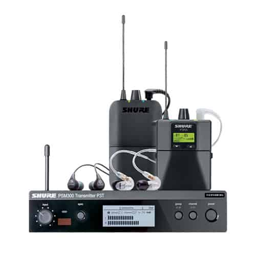 Shure PSM300 Pro Wireless In-Ear Monitors