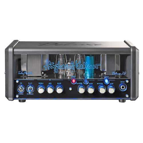 Hughes and Kettner Tubemeister Deluxe 20 Low Watt Tube Amp Head