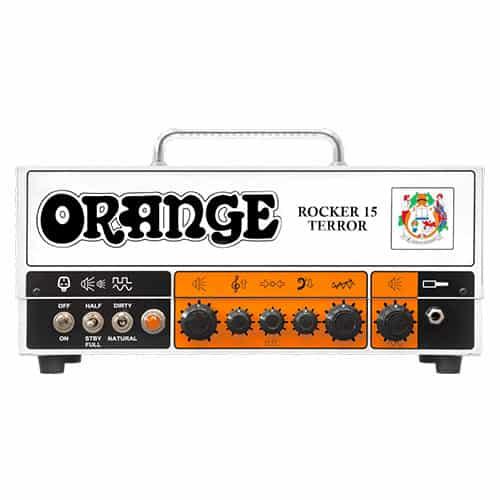 Orange Rocker 15 Terror Low Watt Tube Amp Head