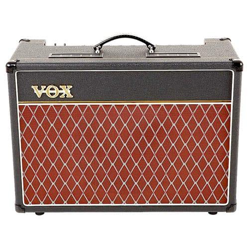 Vox AC15C1 Custom Low Watt Tube Amp Combo