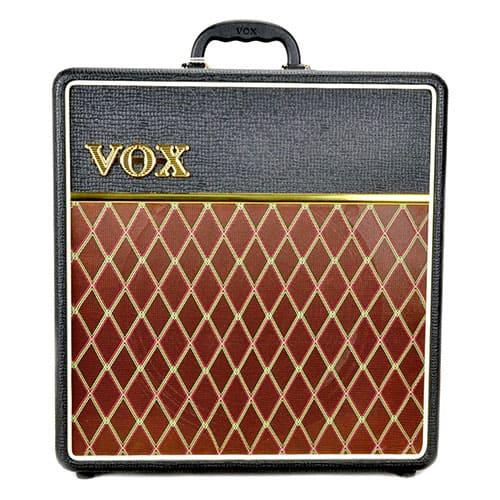 Vox AC4 4 Watt Guitar Combo Small Tube Amp Combo