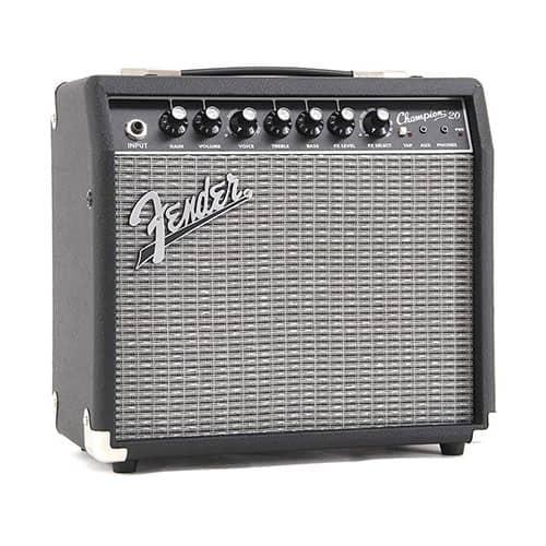 Fender Champion 20 Electric Guitar Combo Amplifier